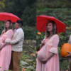 Najdziwniejsza ciążowa sesja zdjęciowa jaką kiedykolwiek zobaczycie! Uwaga! Straszne zdjęcia
