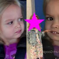 """Pamiętacie dziewczynkę z memów? TAK WYGLĄDA DZIŚ """"side eyeing Chloe""""! Ale się zmieniła!"""