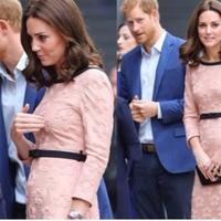 Wiadomo, kiedy urodzi księżna Kate! Który to już miesiąc?