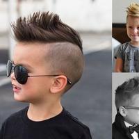 Nowoczesne fryzury z irokezem dla małych chłopców - super pomysły!