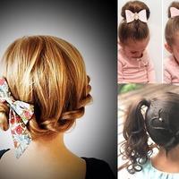 Najpiękniejsze dziewczęce fryzurki do przedszkola i szkoły - śliczne!