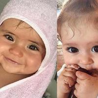 Uroda tych dzieci hipnotyzuje! Poznajcie najpiękniejsze maluchy z całego świata