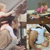 Zdjęcia, które pokazują codzienność rodzica. Poprawa humoru gwarantowana!