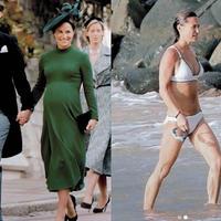 Tak pięknie schudła Pippa Middleton po ciąży i wiemy, jak to zrobiła!