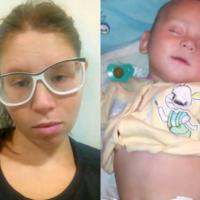 Matka napoiła swoje 8-miesięczne dziecko wódką i... poszła na imprezę.