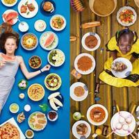 Ten fotograf pokazał, czym żywią się dzieci z całego świata. Dieta zamożniejszych krajów nie zawsze wygląda lepiej
