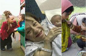 Niepełnosprawne mamy. Mimo choroby, zdecydowały się na wychowywanie dzieci. [PORUSZAJĄCA GALERIA]