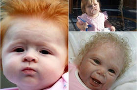 Te maluchy nie grzeszą urodą, co przyznają ich rodzice, ale... wciąż wyglądają UROCZO!