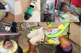 Chińczycy organizują konkurs na... najbardziej zmęczone dziecko. Zabawne?