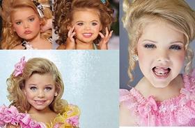 Odważny makijaż, fryzury, tpisy. Te dziewczynki walczą w konkursach piękności. Czy to nie przesada?