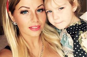 """26-letnia Brytyjka wydaje majątek na upiększanie swojej małej córki, bo... """"to podnosi jej pewność siebie""""."""