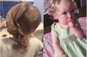 To może być poważne zaburzenie, grożące zgoleniem włosów u dziecka...  Sprawdźcie, czy Wasze pociechy też tak robią.