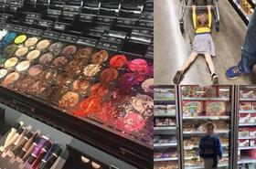 18 zdjęć, które udowadniają, że zakupy z dziećmi to prawdziwa misja - nie jest lekko!