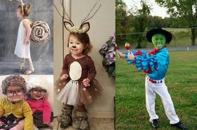 Pomysłowe kostiumy dla dzieci na bal przebierańców - przeurocze!