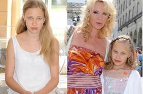 Tak jeszcze kilka lat temu wyglądała córka Ścibakówny i Englerta! Dziś ma już 18 lat i publikuje odważne zdjęcia w bikini!