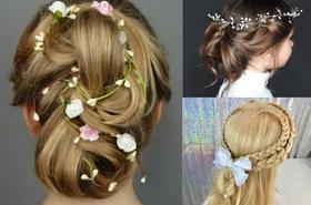Najpiękniejsze fryzury komunijne dla dziewczynek, które podkreślą delikatną urodę Twojego dziecka