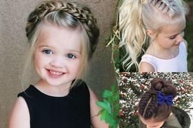 Fryzury z warkoczem - najpiękniejsze uczesania dla dziewczynek