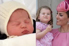 Księżniczka Charlotte kończy 3 lata! Zobaczcie, jak bardzo urosła