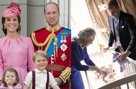 Tego jeszcze nie było! Pieluchy, butelki, zabawy z dziećmi, czyli PRYWATNE ZDJĘCIA rodziny królewskiej