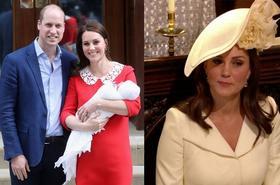 Kate pierwszy raz oficjalnie po narodzinach księcia Louisa. Jak prezentowała się młoda mama?
