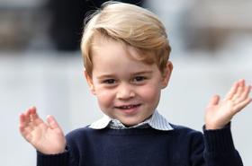 Wiemy, w czym książę George wystąpi na ślubie Harry'ego i Meghan. To uroczy pomysł!
