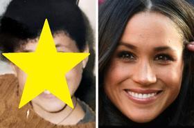 Zdjęcia światowych gwiazd z dziecięcych lat - niektóre zmieniły się nie do poznania!