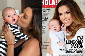 Mały synek Evy Longorii rośnie jak na drożdżach. Zobaczcie, jak wygląda czteromiesięczny Santiago!