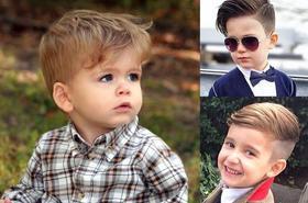 Modne cięcia dla małych przystojniaków – pomysły na oryginalne fryzury