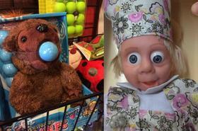 15 mega dziwnych zabawek, które nigdy nie powinny powstać. Widzieliście coś podobnego?