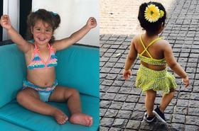 Bikini dla kilkulatki? Mamy pokłóciły się o tym na forum. Bo właściwie po co stanik małej dziewczynce?
