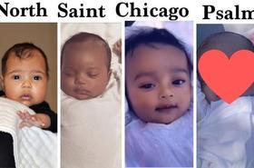 Kim Kardashian pochwaliła się zdjęciem najmłodszego synka. A tak Psalm wygląda w otoczeniu rodzeństwa