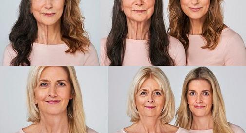 Geny działają CUDA! Matki i córki, które wyglądają... identycznie!