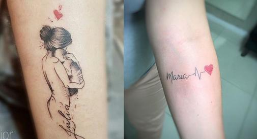 Tag Tatuaże Dla Matek
