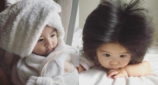 Dzięki tej fryzurze o małej Japonce usłyszał świat. A jak wygląda rok później?