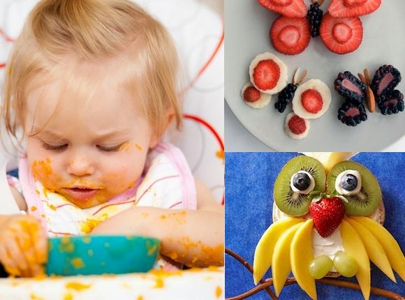 Jak przemycić owoce i warzywa w menu wybrednego malucha?