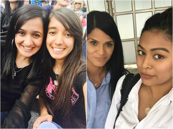 Kiedy mamy wyglądają młodziej niż ich córki... Odróżnicie, która jest która?