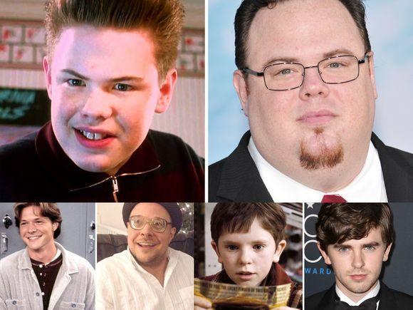 TAK wyglądają dziś dziecięce gwiazdy filmowe sprzed lat. Poznalibyście?