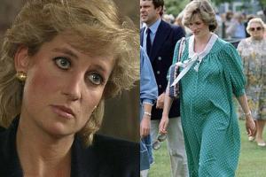 Szokujące tajemnice księżnej Diany: RZUCIŁA SIĘ ze schodów w 4 miesiącu ciąży...