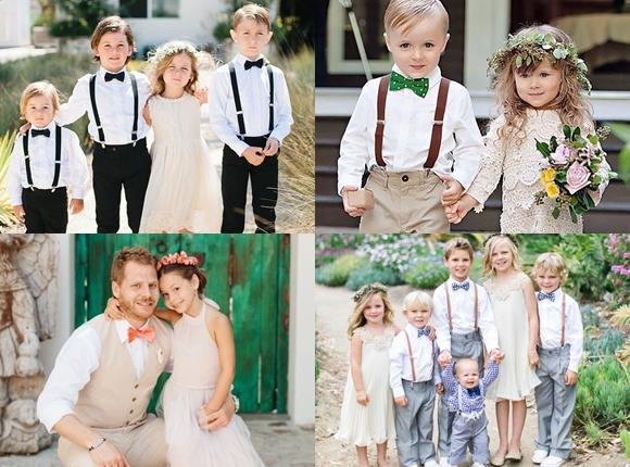 Jak ubrać swoją pociechę na ślub i wesele? [PORADNIK]