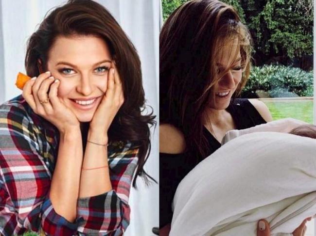 ZDROWA CIĄŻA: Jak wyglądał jadłospis Anny Lewandowskiej tuż przed porodem?