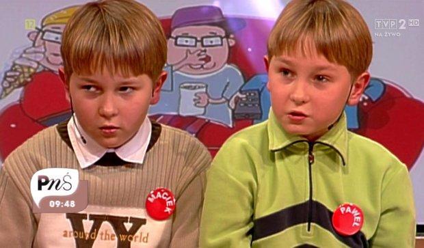 """Pamiętacie BLIŹNIAKI z programu """"Duże Dzieci""""? Tak wyglądają dzisiaj!"""