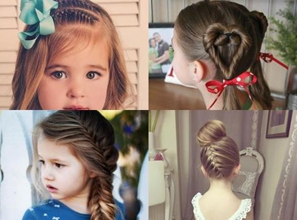 Piękne Fryzury Dla Dziewczynek Na Każdą Okazje Ale Urocze