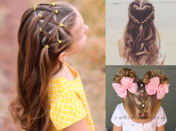Najpiękniejsze fryzurki dla najmłodszych kobiet. Wybierz idealną dla swojej córki!