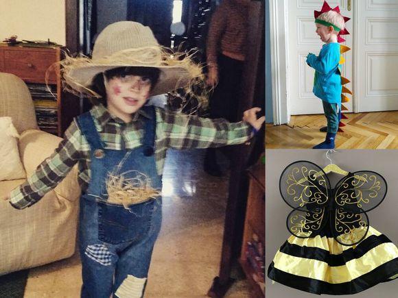 22 pomysłowe kostiumy dla dzieci - Twoja pociecha będzie zachwycona!