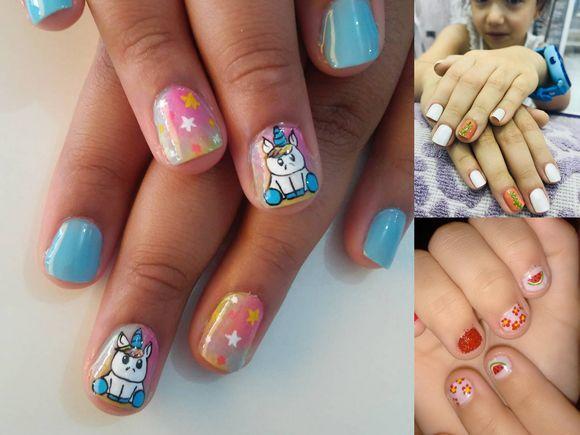Manicure dla dziewczynek - hit czy kit?