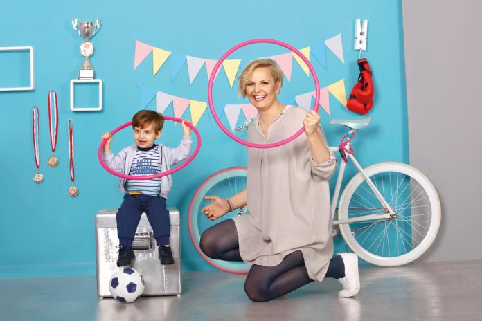 Otylia Jędrzejczak stworzyła kolekcję ubranek dla dzieci!