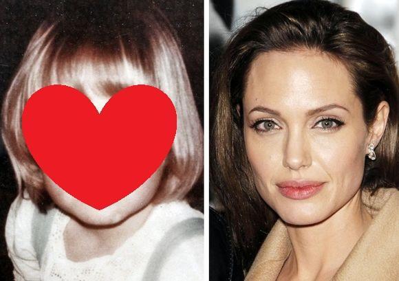 13 zdjęć z dzieciństwa sławnych piękności - poznalibyście?