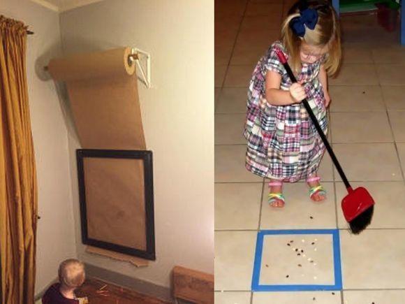 Genialne pomysły dla rodziców – cieszą dzieci i ułatwiają życie!