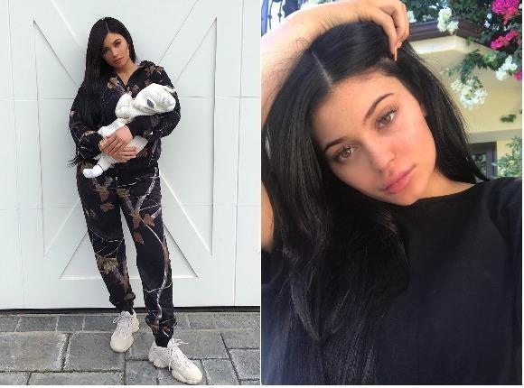 Tak wygląda mała Stormi! Kylie Jenner pokazała twarz córki