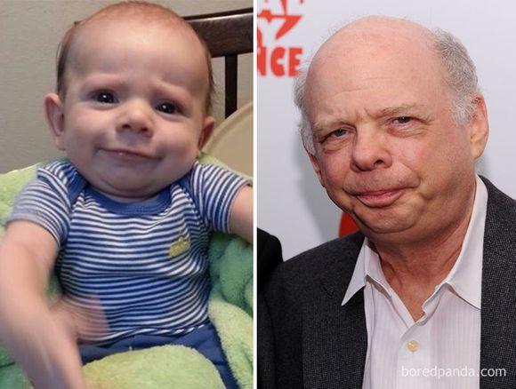 Dzieci, które są sobowtórami znanych osób - co za podobieństwo!
